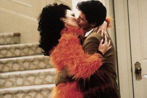 El primer beso fue uno de los momentos más esperado Foto:Facebook