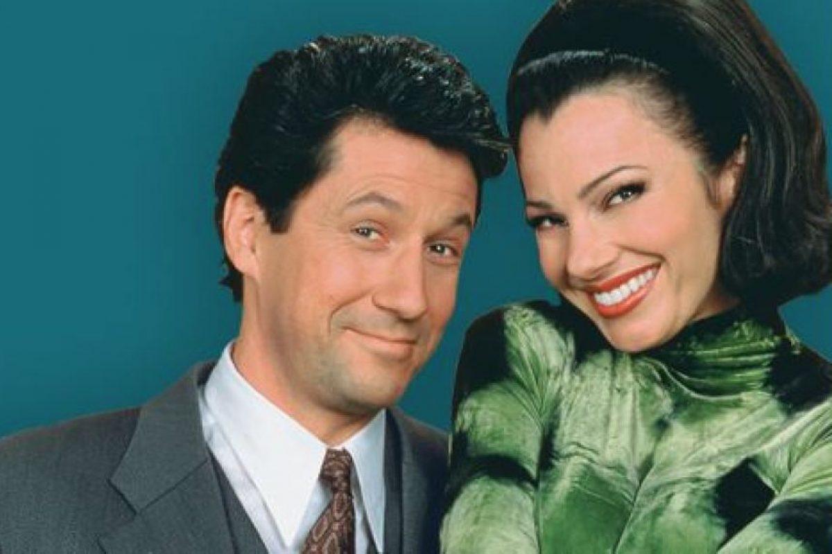 La pareja conquistó las pantallas de TV Foto:Facebook. Imagen Por: