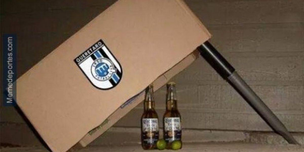 Memes festejan la llegada de Ronaldinho al Querétaro
