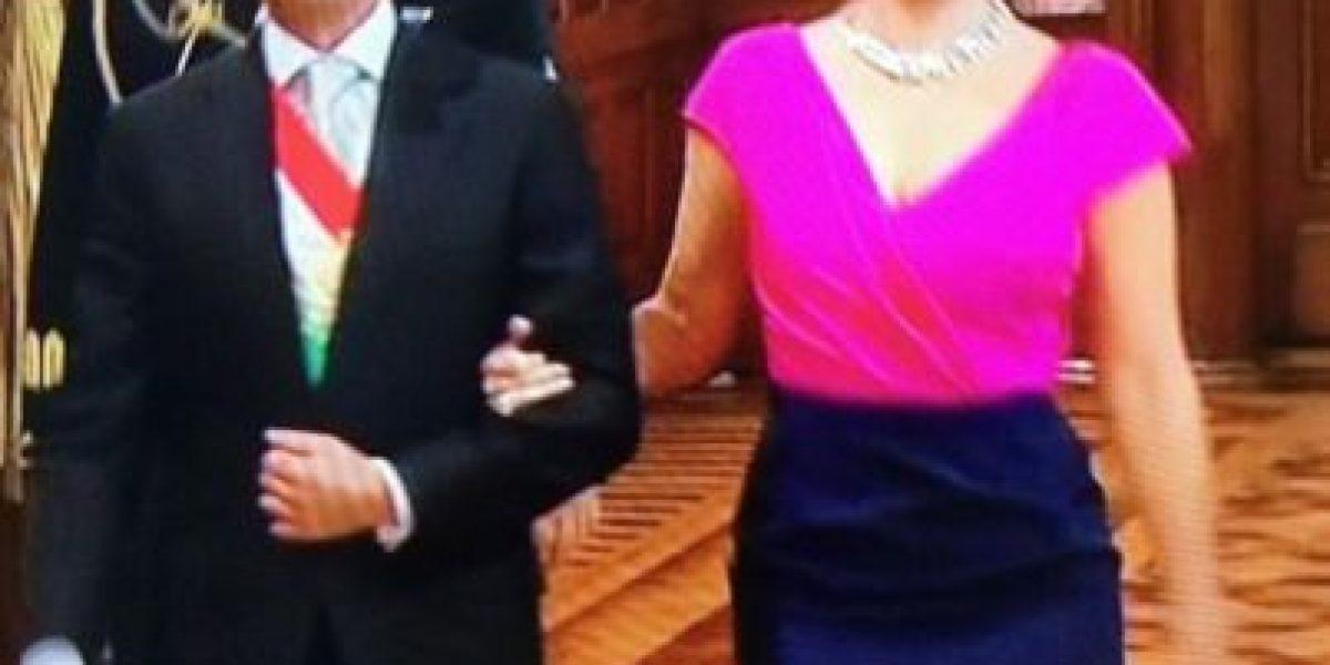 Las burlas sobre el vestido de la Primera Dama de México