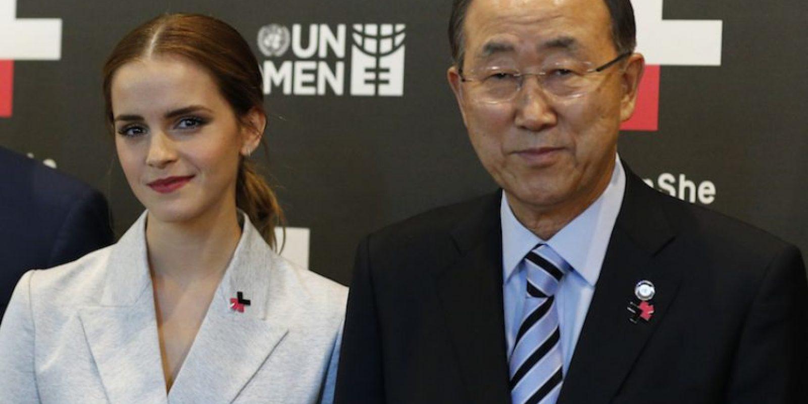 Muchos creían que Emma Watson sería una víctima más Foto:Getty