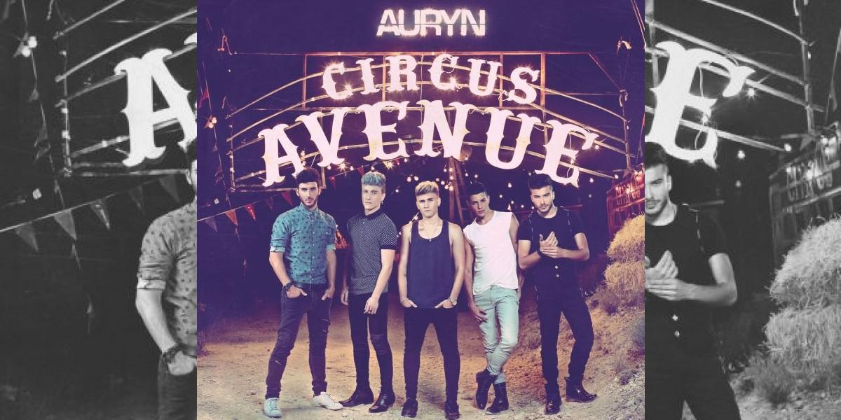 Auryn estrena Circus Avenue en México