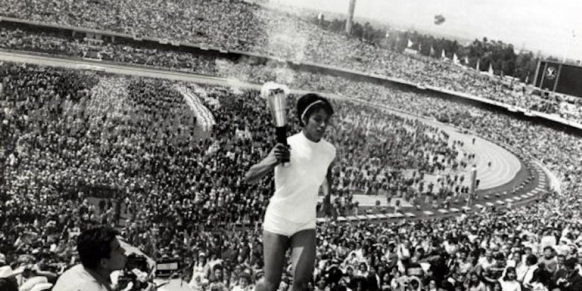 Fotos Los Juegos Olimpicos De 1968 Manchados Por El 2 De Octubre