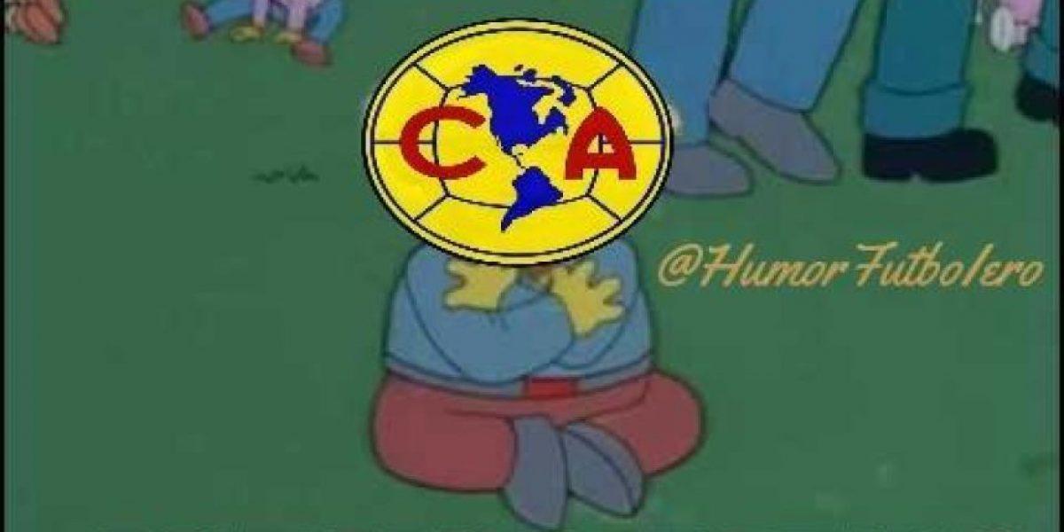 Los memes de la goleada del Cruz Azul al América