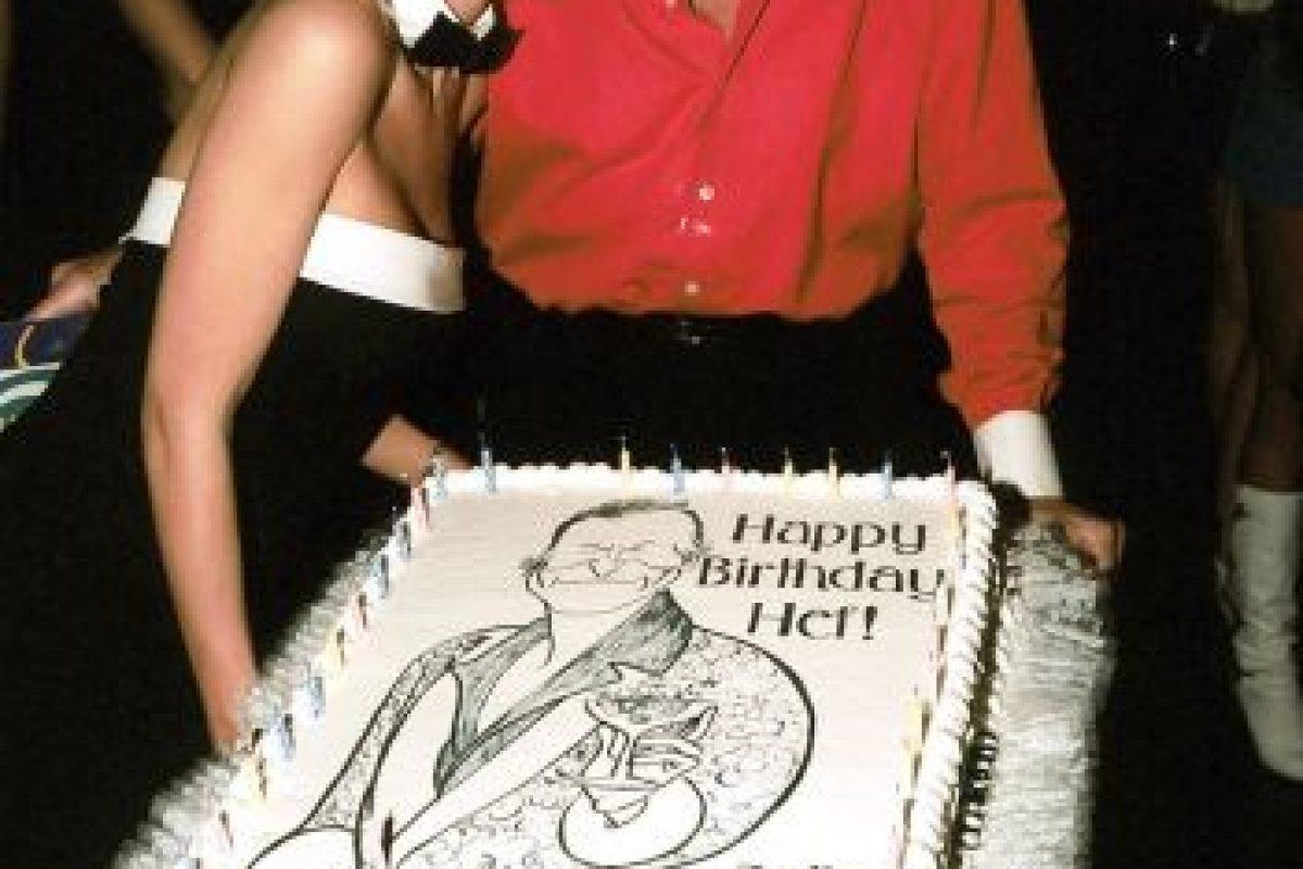 En muchas ocasiones, él dijo que pasaría el resto de su vida con Holly Foto:Getty. Imagen Por: