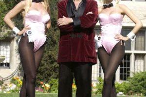 Ella era el sueño ideal de Hugh Hefner Foto:Getty. Imagen Por:
