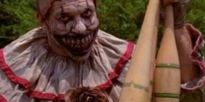 """La semana pasada se estrenó """"American Horror Story: Freakshow"""", estelarizada por el asesino """"Twisty"""" Foto:Vía IMDB"""