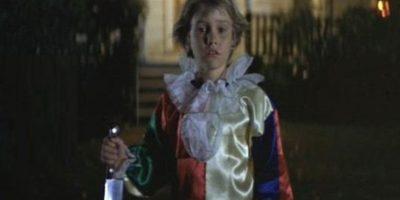 Sus primeros pasos como criminal los dio con un disfraz de payaso. Foto:Vía IMDB