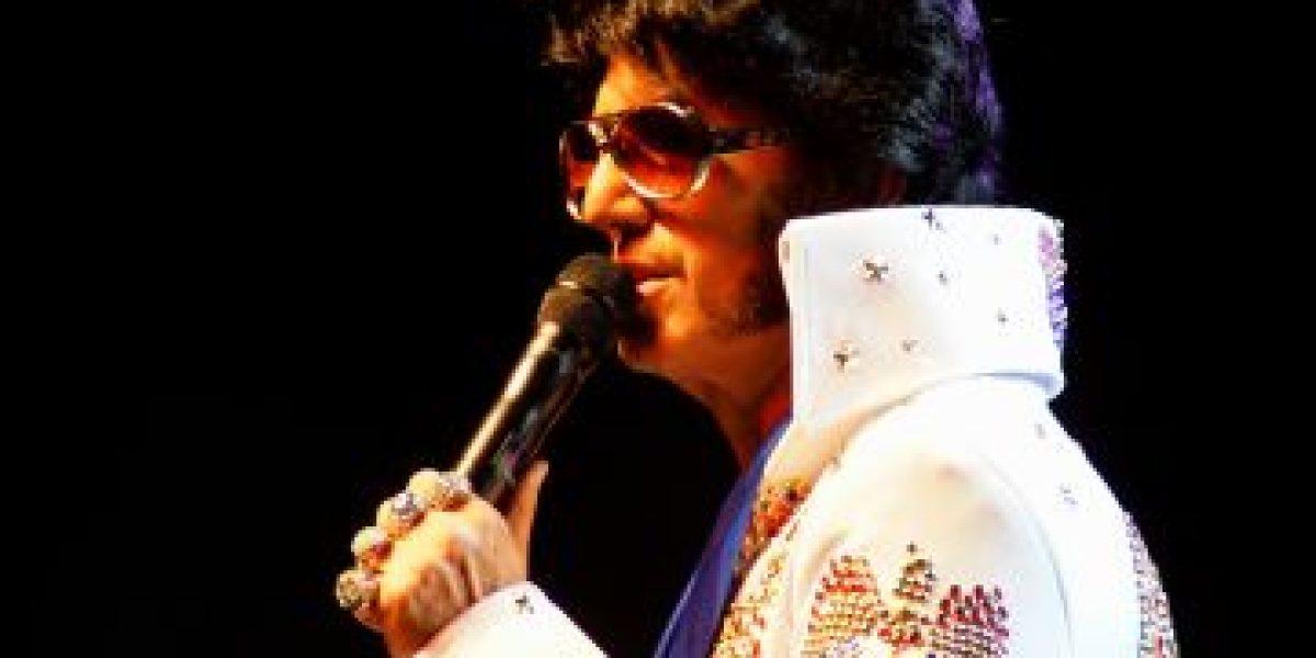 Elvis vive al ritmo de Big band