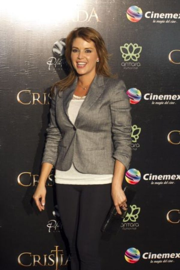 Alicia Machado fue diagnosticada con cáncer de mama en julio de 2013, tras una operación la actriz recuperó su salud. Atravesó por esta experiencia mientras actuaba en la serie 'La Madame'. Foto:Cuartoscuro