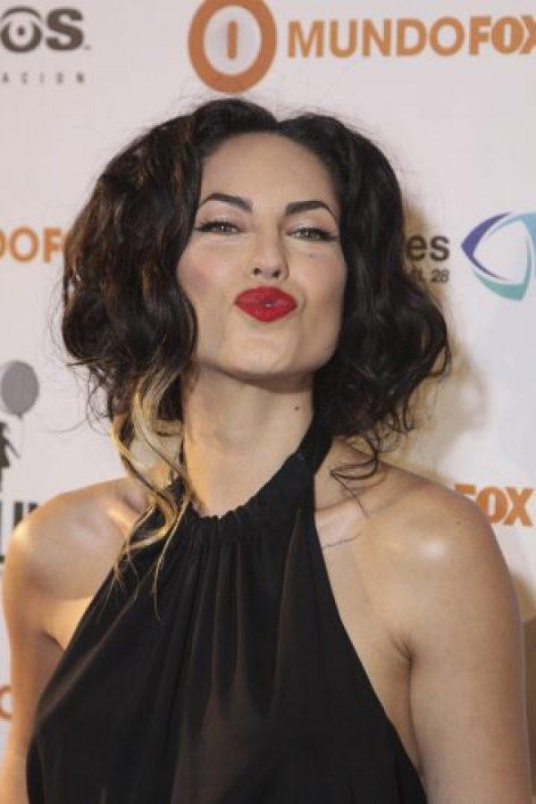 Bárbara Mori fue diagnosticada con cáncer de mama en el 2009
