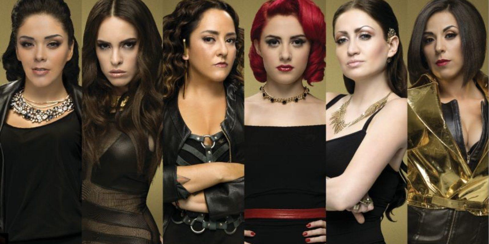 Este reality dará acceso exclusivo al mundo de estas seis mujeres que viven sus vidas sin inhibiciones. Foto:Cortesía