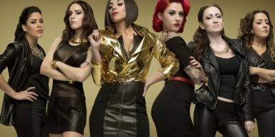 Lucky Ladies, el reality show de las esposas e hijas de los rockeros