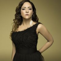 Esmeralda Palacios. Foto:Cortesía