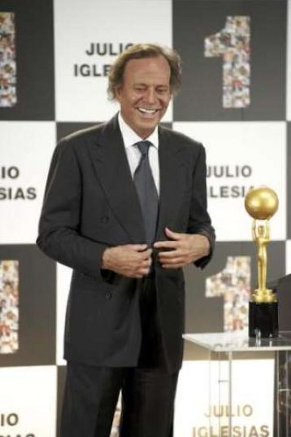 Julio Iglesias Foto: Getty Images
