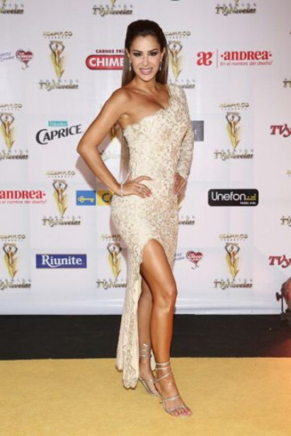 Ninel Conde Foto: Getty Images