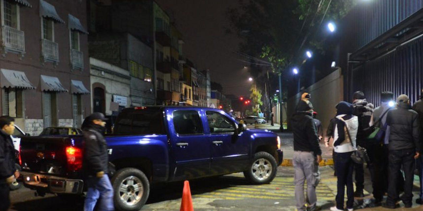 Los detenidos fueron trasladados a la SEIDO Foto:Cuartoscuro