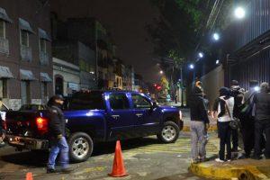 Los detenidos fueron trasladados a la SEIDO Foto:Cuartoscuro. Imagen Por: