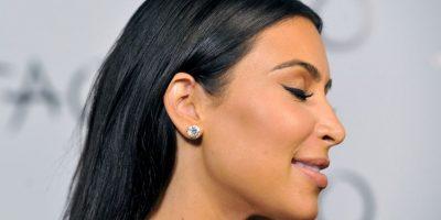 "En diciembre de 2007, Kardashian posó desnuda para ""Playboy"" Foto:Getty Images"