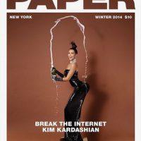 Kim es originaria de Los Ángeles Foto:Instagram @kimkardashian