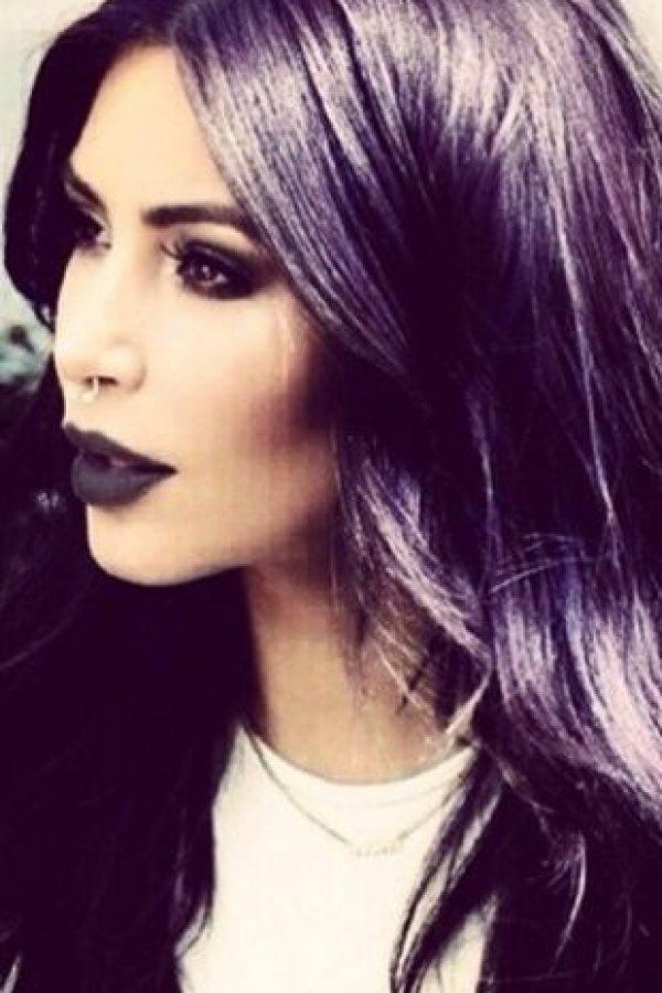 En la primavera de 2010, ella y sus hermanas lanzaron una línea de ropa para niños Foto:Instagram @kimkardashian