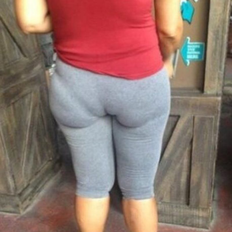 Gris gimnasio a la vista. Foto: Pinterest/Fashion Fail
