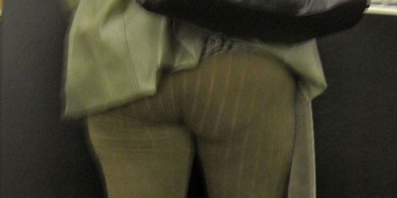 Las rayas te hacen ver más delgado. Foto:Pinterest/Fashion Fail