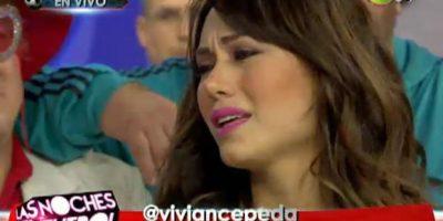 Vivian Cepeda rompe el silencio luego del video sexual con Eliseo Robles Jr: