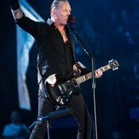 Metallica: alista un octavo disco. Foto:Gettty Images