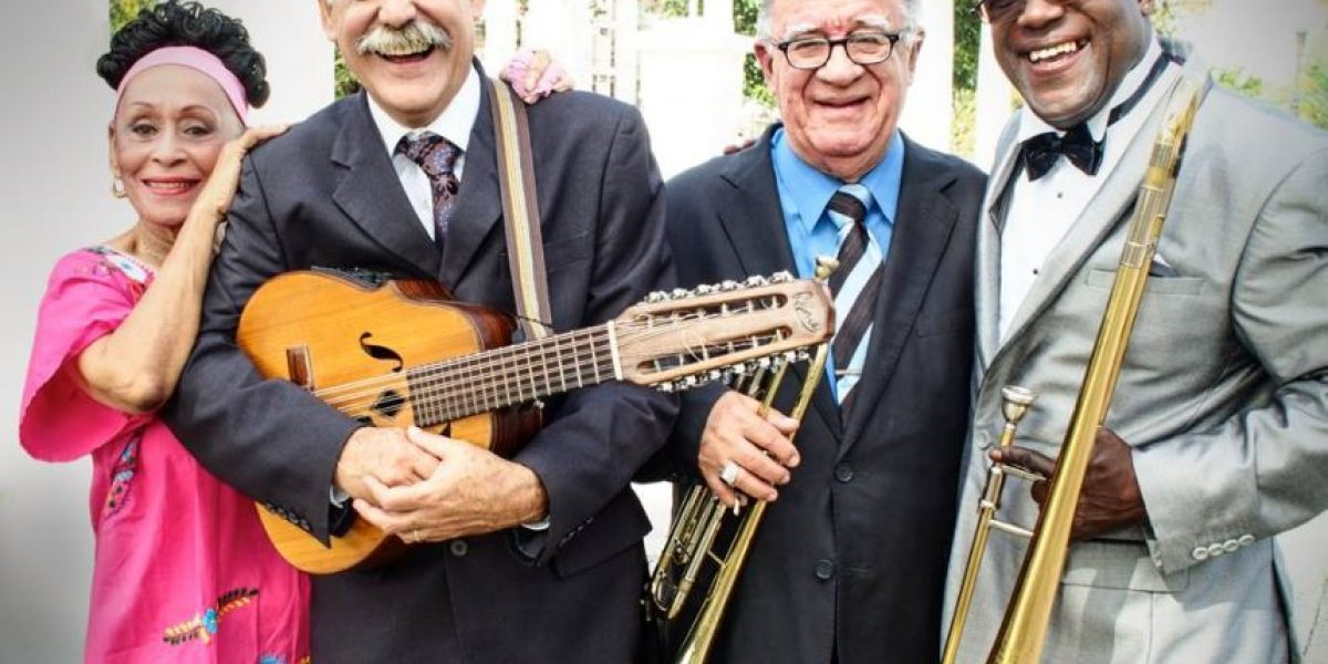 Orquesta Buena Vista Social Club termina su gira en el Auditorio