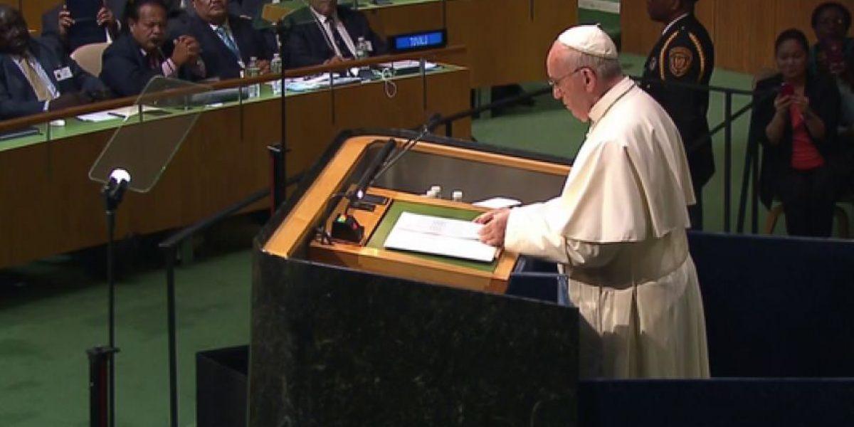 Lucha contra el narco, una guerra pobremente combatida: Papa