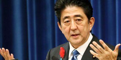 Shinzo Abe, de Japón Foto:archivo