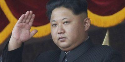 Kim Jong-un de Corea del Norte Foto:archivo