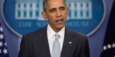 Barack Obama, de Estados Unidos Foto:archivo