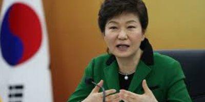 Park Geun-hye, de Corea del Sur Foto:archivo