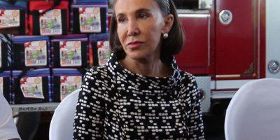 La imagen de Florinda Meza no es muy favorable ante la opinión pública. Foto:Notimex