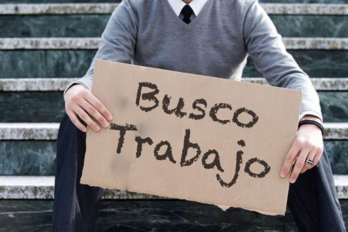 El desempleo es un factor que agrava la situación financiera de cientos de personas y provoca el incumplimiento. Foto:Especial