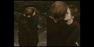 """""""Harry Potter y las Reliquias de la Muerte"""" Foto:IMDb"""