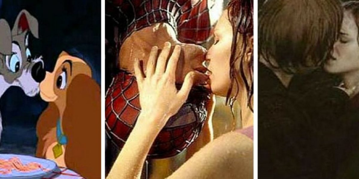 Los besos más memorables del cine a través del tiempo