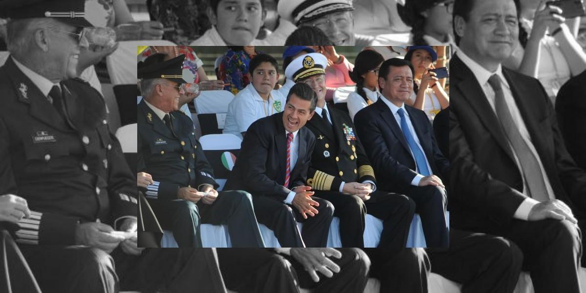La columna de David Olivo: El Mando Único de EPN...