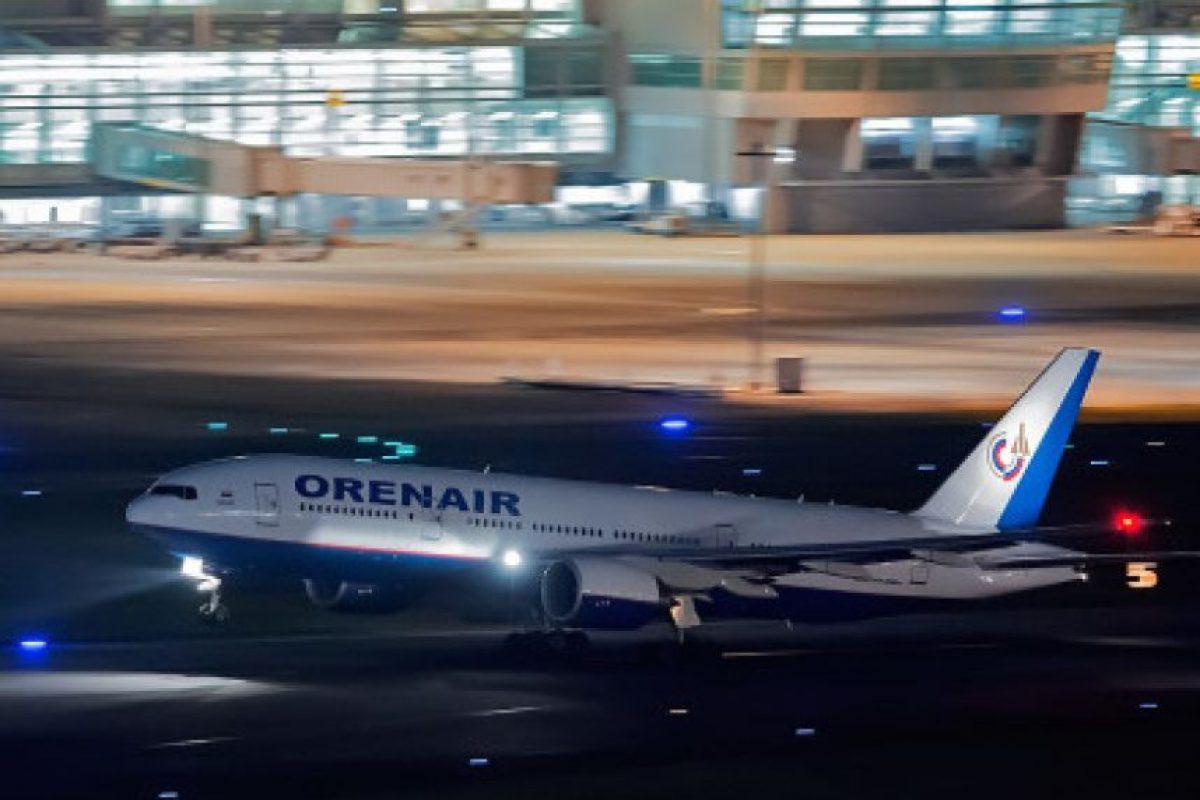 La línea aérea Orenair no respondió de inmediato un mensaje de correo electrónico de AP para conocer la situación de la aeronave y los viajeros. Foto: Orenair