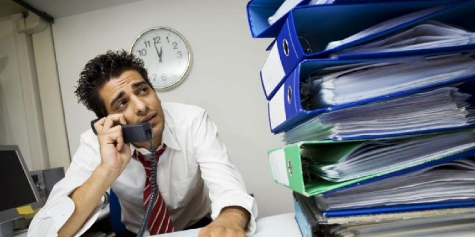 El 90% de los empleados considera que el trabajo que realiza es indispensable para la empresa, pero señala que ello no es reconocido. Foto:Especial