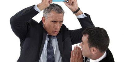 Los empleados advierten que un mal jefe ocasiona el incumplimiento de las metas fijadas por la compañía. Foto:Especial