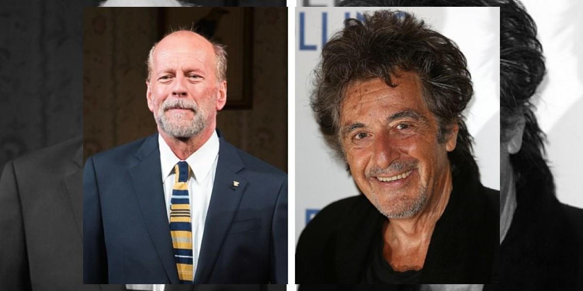 Bruce Willis y Al Pacino traerán obras teatrales a México