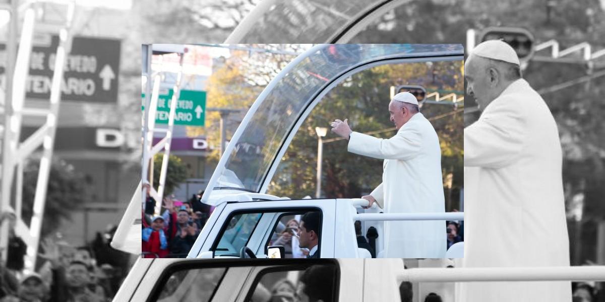La columna de David Olivo: Lo que se lleva el Papa...