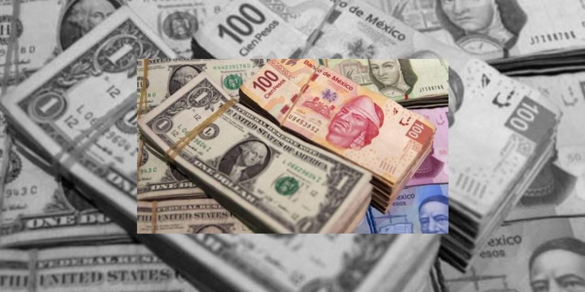 El dólar se vende en 18.28 pesos en Ciudad de México