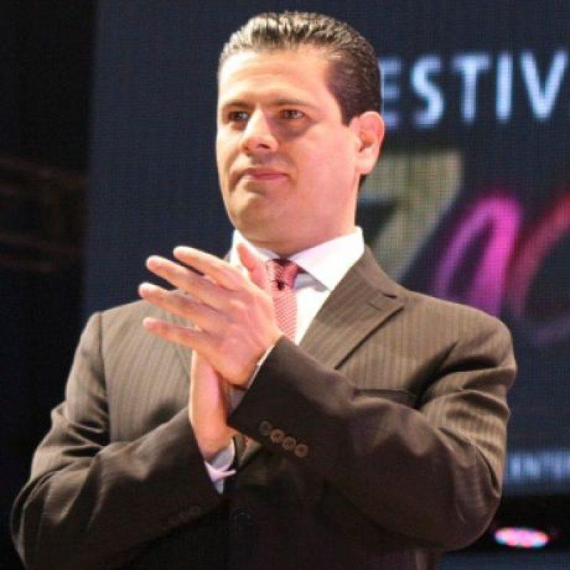 Miguel Alonso Reyes, @miguelalonsogob (PRI), gobernador de Zacatecas. Foto:Cuartoscuro