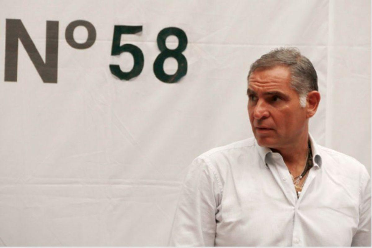 Gabino Cué, @GabinoCue, (Movimiento Ciudadano), gobernador de Oaxaca. Foto:Cuartoscuro