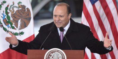 César Duarte, @GoberDuarte (PRI), gobernador de Chihuahua. Foto:Cuartoscuro