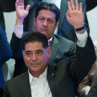 Jorge Herrera, @JHerreraCaldera, (PRI), gobernador de Durango. Foto:Cuartoscuro